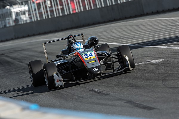 F3 Norisring: Hughes pakt nipte pole-position ten koste van Norris