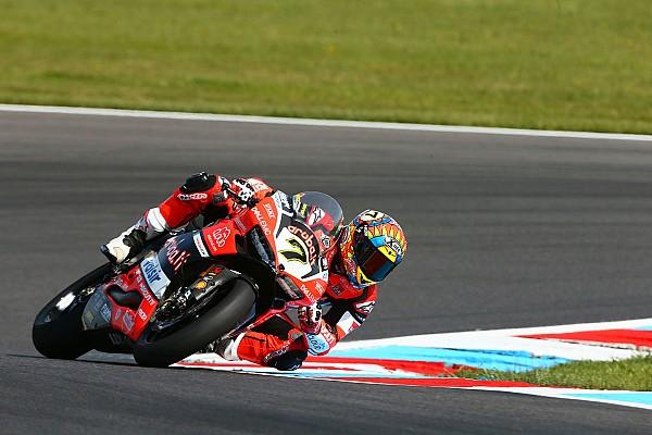 WSBK Reporte de la carrera Davies venció a las Kawasaki en Lausitzring