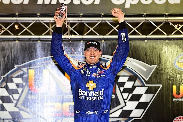 NASCAR Truck Relato da corrida Kyle Busch supera punição e vence em Bristol