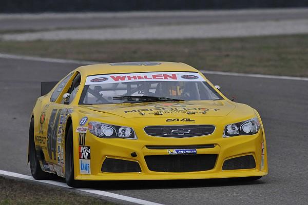 NASCAR Euro Alon Day takes Elite 1 victory in NASCAR Whelen Euro playoff opener