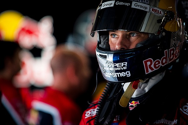 Supercars Van Gisbergen 'uncomfortable' with vibration issues