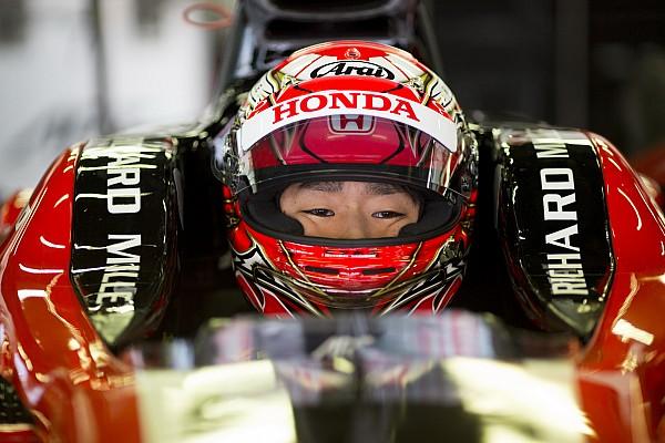 فورمولا 2: ماتسوشيتا يتصدّر اليوم الأوّل من تجارب البحرين