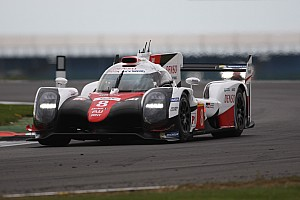 WEC Practice report Silverstone WEC: Toyota leads first practice of 2017