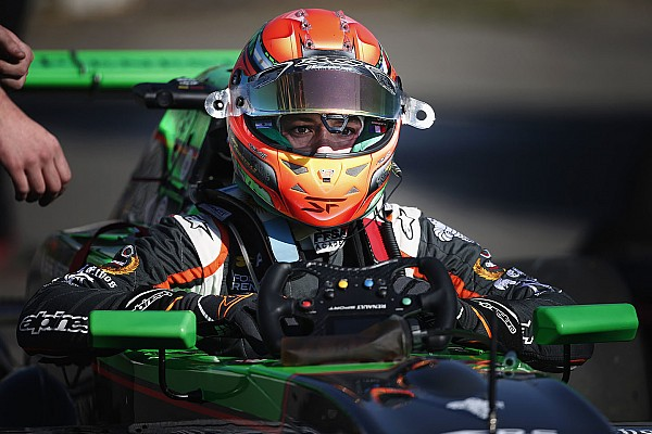 Formule Renault Sacha Fenestraz remporte la saison 2017 de Formule Renault Eurocup