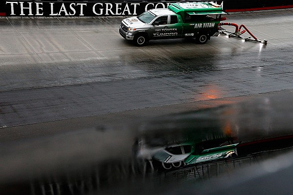NASCAR Cup Posticipata per pioggia la gara di Bristol: si disputerà oggi