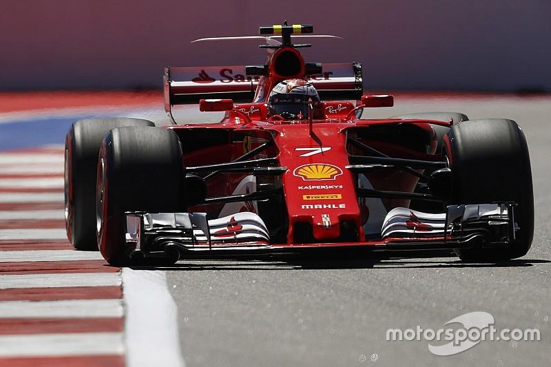 俄罗斯大奖赛FP1:莱科宁最快,希洛钦出师不利