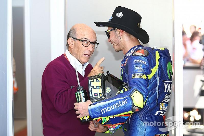 """Ezpeleta: """"Rossi se quedará en el Mundial, ya está hablado con él"""""""