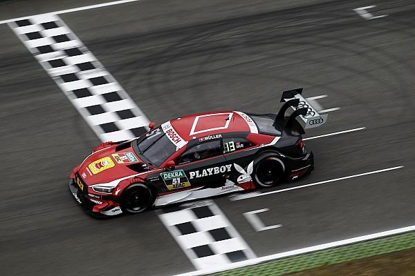 DTM 2018: Platzt bei Nico Müller endlich der Knoten?