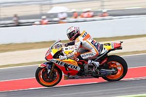 MotoGP Résumé d'essais libres EL3 - Márquez poursuit son sans-faute, les deux Yamaha en Q1