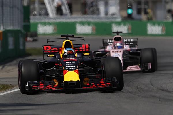 В Red Bull спокойно отнеслись к хорошей форме Force India в Канаде
