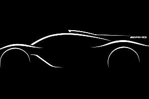 Formel 1 News Mercedes plant neuen Supersportwagen mit aktuellem Formel-1-Antrieb