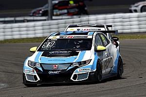 TCR Deutschland Rennbericht TCR am Nürburgring: Josh Files siegt im Honda beim starken Opel-Debüt