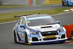BTCC Breaking news Plato says Subaru