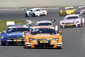 DTM Preview Summer break is over: Audi ready for final DTM sprint