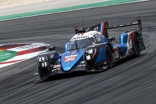 Portimao WEC: Alpine beats Toyotas to maiden pole