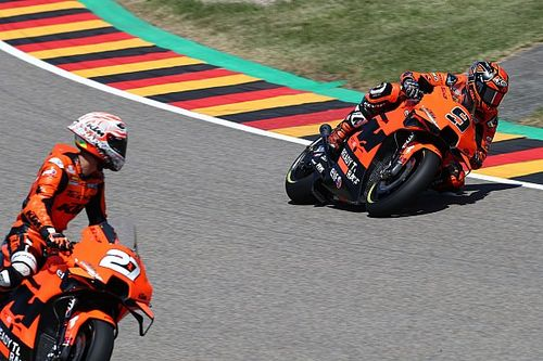 Así está el duelo en clasificación entre compañeros de MotoGP en 2021
