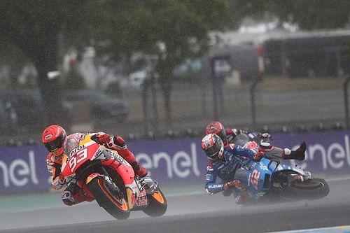 Le Mans supera las 100 caídas de nuevo y bate su récord
