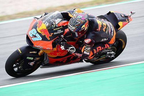 Moto2 - Barcelona: Gardner celebra su ascenso a MotoGP con la pole