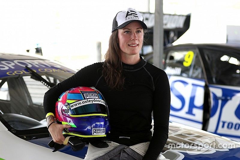 Eaton to make Supercars race debut in Adelaide