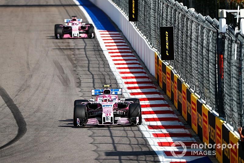 Администраторы Force India объяснили отказ «Уралкалию» и назвали сумму сделки с консорциумом Стролла