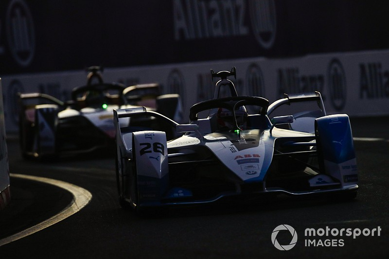 FE points leader da Costa hit with grid penalty
