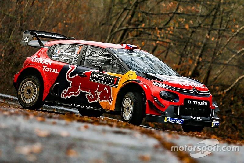 WRC 2019: Citroen presenta la livrea celebrativa del centenario per le C3 di Ogier e Lappi