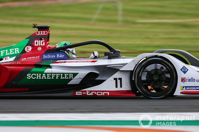 В BMW ответили на заявление Audi о фаворитах в Формуле Е