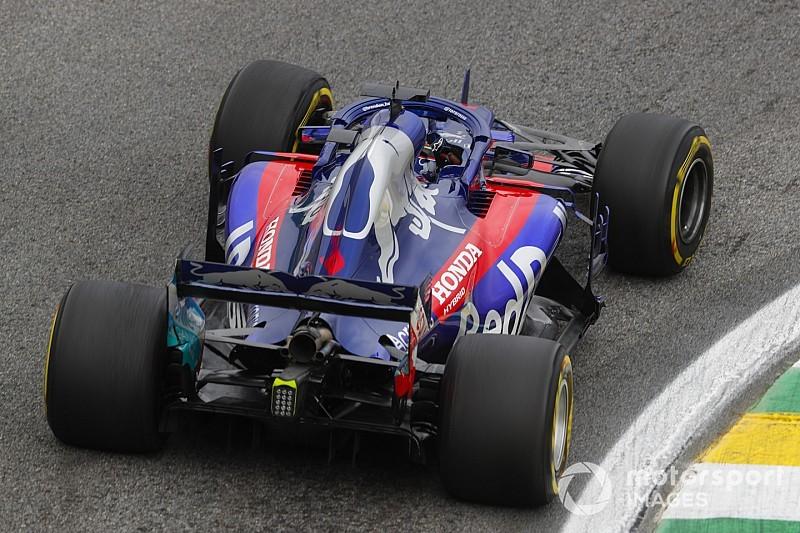 Toro Rosso: omologato il telaio della STR14 dopo aver superato i crash test