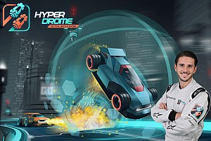 Promoted: Daniel Abt and Hyperdrome - racing game of the future