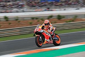 Marquez overcame crash pain to