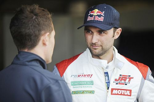Jordan sure he has 'moved on' from racing in BTCC