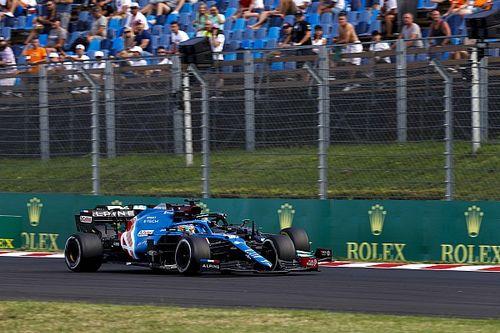 """Brawn fait l'éloge de la """"défense musclée"""" d'Alonso contre Hamilton"""