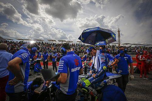"""Mir: """"Defender el título de MotoGP no es una presión"""""""