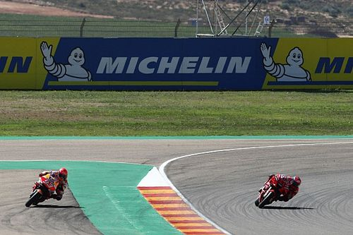 Michelin to remain MotoGP tyre supplier until 2026