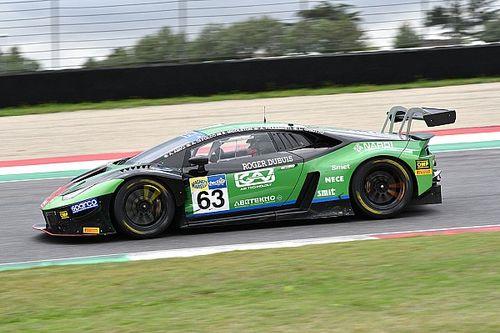 GT Sprint: doppia Pole Lamborghini-Imperiale al Mugello