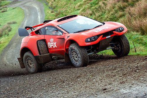 El BRX T1+ de Loeb y Roma usará bicombustible en el Dakar 2022