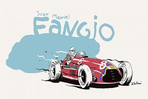 F1: Fangio ganhava primeiro título há 70 anos; saiba mais sobre bastidores de carro 'escondido' na guerra
