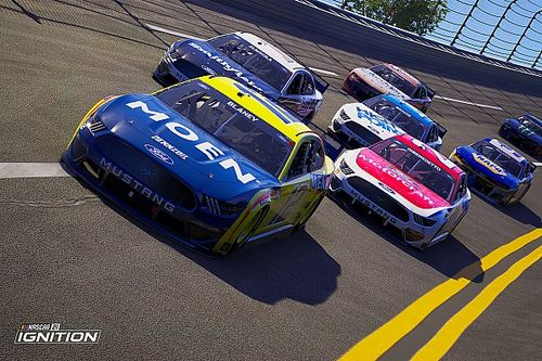 Arranquen sus motores: NASCAR 21: Ignition se lanza oficialmente