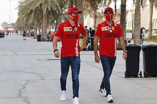 F1: Leclerc e Sainz minimizam chances de luta por vitória na Hungria