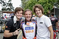 Drama e superação em família: Barrichello relata experiência emocionante com os filhos nas 500 Milhas de Kart