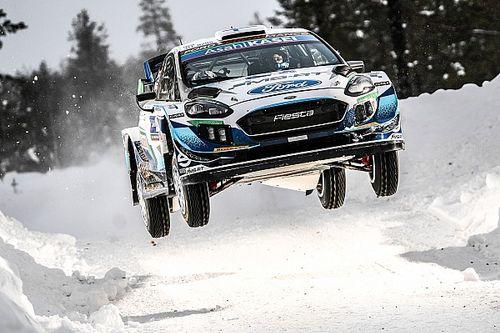 WRC hybrid move safeguards M-Sport's immediate future