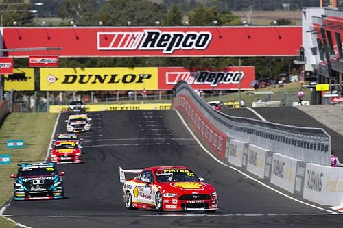 Supercars: Mount Panorama 500 was a one-off