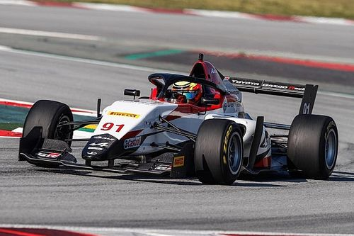 Dudu Barrichello acumula mais 700 km em testes da Fórmula Regional
