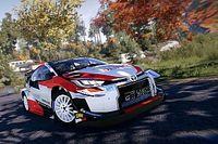 Toyota estrenará su 'nuevo coche' del WRC... en un videojuego