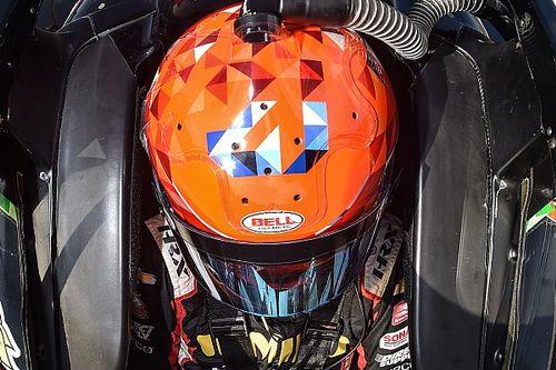 VeeKay onthult aangepast helmontwerp voor IndyCar-seizoen 2021