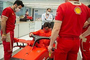Seven-driver Ferrari F1 test to include Sainz, Schumacher