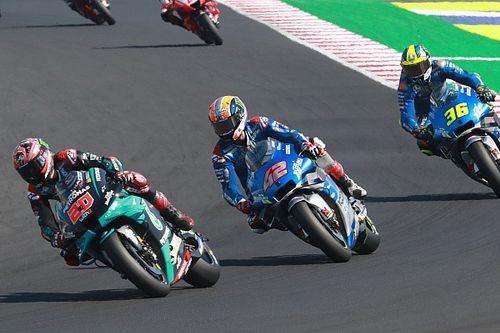 """Quartararo: """"Suzuki es la moto perfecta"""""""