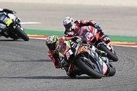 Espargaro, Teruel GP'deki geçişlerden nefret etmiş