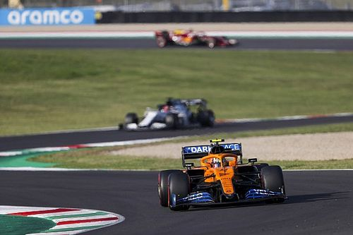 McLaren: Amper gevolgen financiële problemen door sluiten fabrieken
