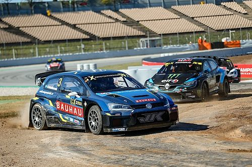 FIA and WRC promoter to run World Rallycross from 2021